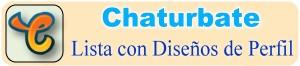Diseño para tu perfil en Chaturbate