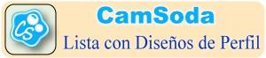 Lista de diseños (bio) ya creados para CamSoda