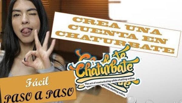 Como registrarse en Chaturbate como MODELO