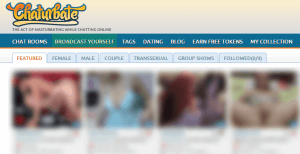 Chaturbate MODEL Register