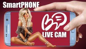BongaCams: Stream direct de pe telefonul tău mobil