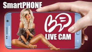 BongaCams – broadcast directly from your mobile phone