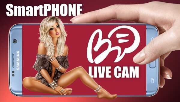 BongaCams: transmite directamente desde su teléfono móvil
