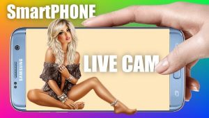 Videochat erotic: difuzare de pe telefon