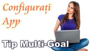 """Cum puteți configura aplicația """"Tip Multi-Goal"""" în Chaturbate?"""