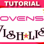 How to create a wish list in Lovense?