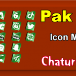 Pak 10 – Chaturbate Social Media Button and Icon Maker