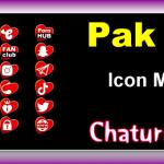 Pak 11 – Chaturbate Social Media Button and Icon Maker
