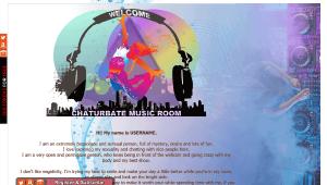 Diseño 17 – perfil Chaturbate ya creado