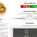 Design 26 – Chaturbate BIO profile already created