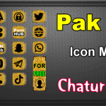 Pak 14 – FREE Chaturbate Social Media Button and Icon Maker