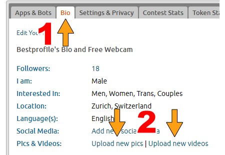 how to activate your Fan Club on Chaturbate 3
