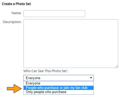 how to activate your Fan Club on Chaturbate 4
