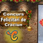 Concurs de Felicitări de Crăciun Chaturbate 2020