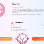 Desen 33 – profil VideoChat deja creat pentru Chaturbate