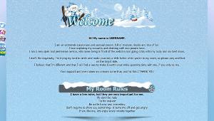 Diseño 30 – perfil VideoChat Chaturbate ya creado