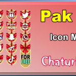 Pak 18 – FREE Chaturbate Social Media Button and Icon Maker