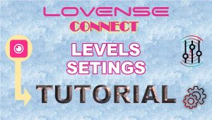 How to set the basic and special levels for lovense