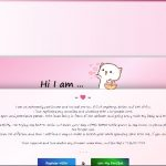 Design 46 – Chaturbate BIO profile already created