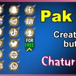 Pak 26 – Generator de butoane și pictograme pentru Chaturbate