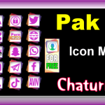 Pak 27 – FREE Chaturbate Social Media Button and Icon Maker