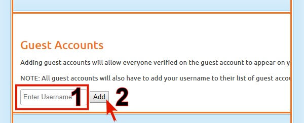 tutorial chaturbate guest accounts