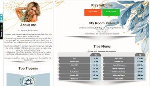 CamSoda Diseño 13 – codigo ya creado para tu biografia VideoChat CamSoda