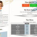 Camsoda Desen 13 – Cod complet deja creat pentru biogtafia ta pe site-ul Camsoda