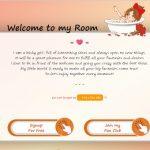 Design 63 – Chaturbate BIO profile already created