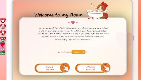 Diseño 63 – perfil VideoChat Chaturbate ya creado