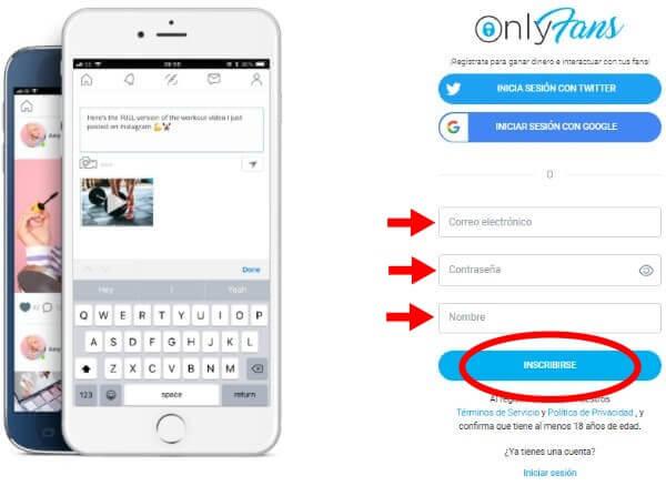 Tutorial onlyfans - crear cuenta creador contenido