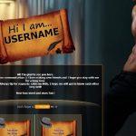 Design 67 – Chaturbate BIO profile already created