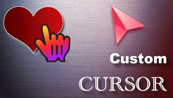 Cursors for your custom profile!