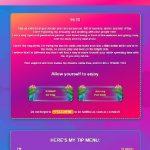 Design 72 – Chaturbate BIO profile already created
