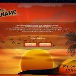 Design 73 – Chaturbate BIO profile already created
