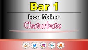 Bar 1 – FREE Chaturbate Icon Maker for your BIO