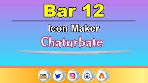 Bar 12 – FREE Chaturbate Icon Maker for your BIO
