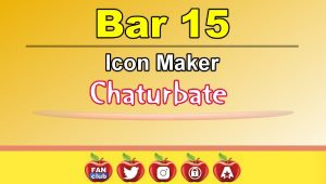 Bar 15 – FREE Chaturbate Icon Maker for your BIO