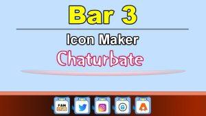 Bar 3 – FREE Chaturbate Icon Maker for your BIO