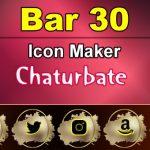 Bar 30 – FREE Chaturbate Icon Maker for your BIO