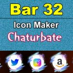 Bar 32 – FREE Chaturbate Icon Maker for your BIO