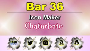 Bar 36 – FREE Chaturbate Icon Maker for your BIO