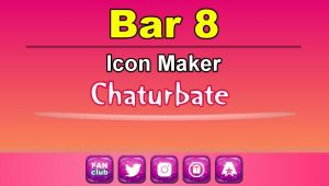 Bar 8 – FREE Chaturbate Icon Maker for your BIO