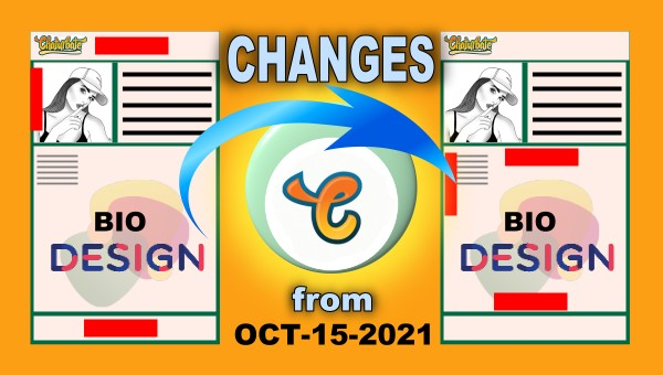 Chaturbate changes the way in which profile designs will be seen!